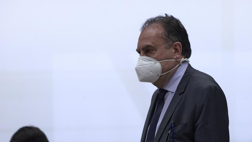 El exjefe de la UDEF José Luis Olivera niega haber participado en la operación Kitchen