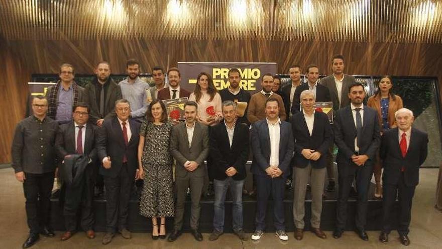 Pilgrim y Emsamble, premios Emprende Coruña