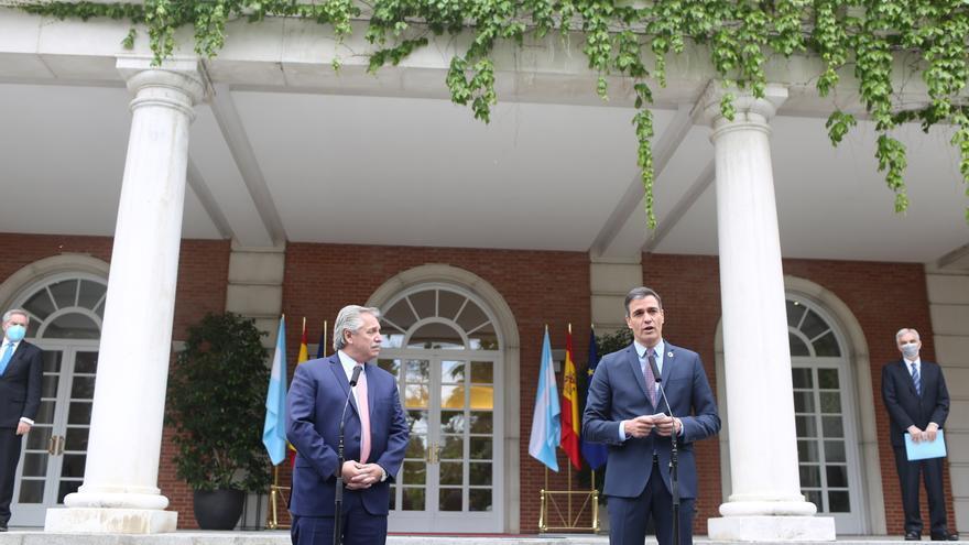 Sánchez viaja a Argentina para respaldar a Fernández y ahondar en la relación bilateral