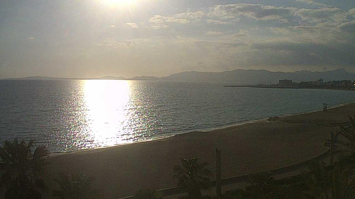 Playa de Palma am Samstag.