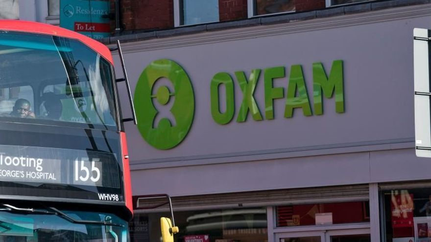 Oxfam investiga otros 26 casos de abuso sexual