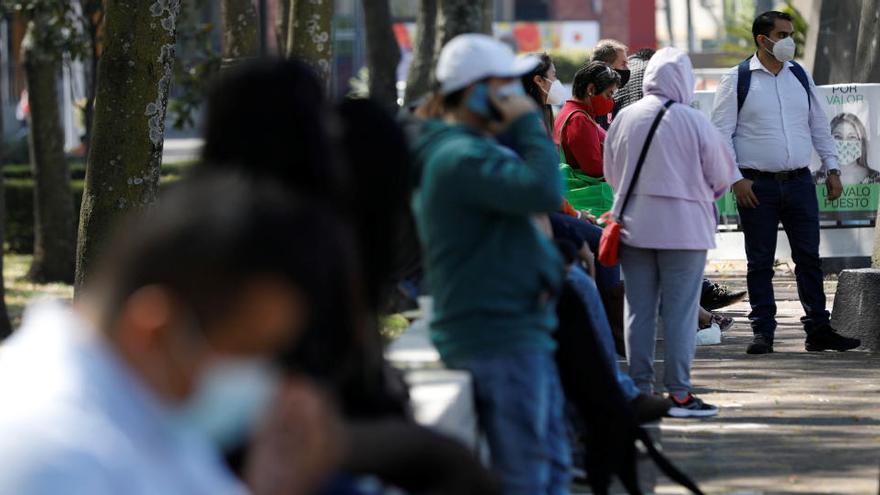 México supera el millón de contagios por coronavirus