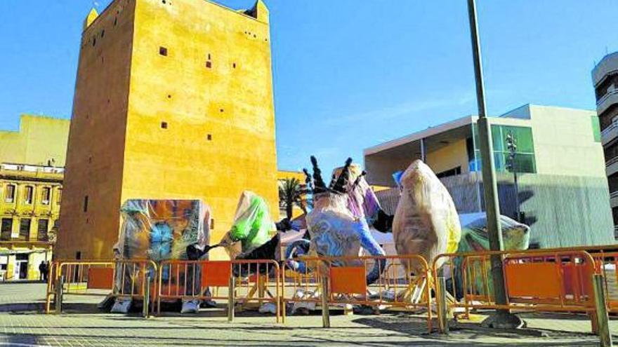 L'Horta plantea hacer las Fallas en verano sin coincidir con València
