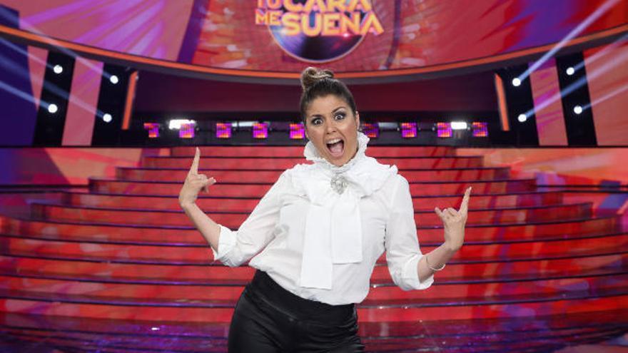 Cristina Ramos se transforma en Shakira