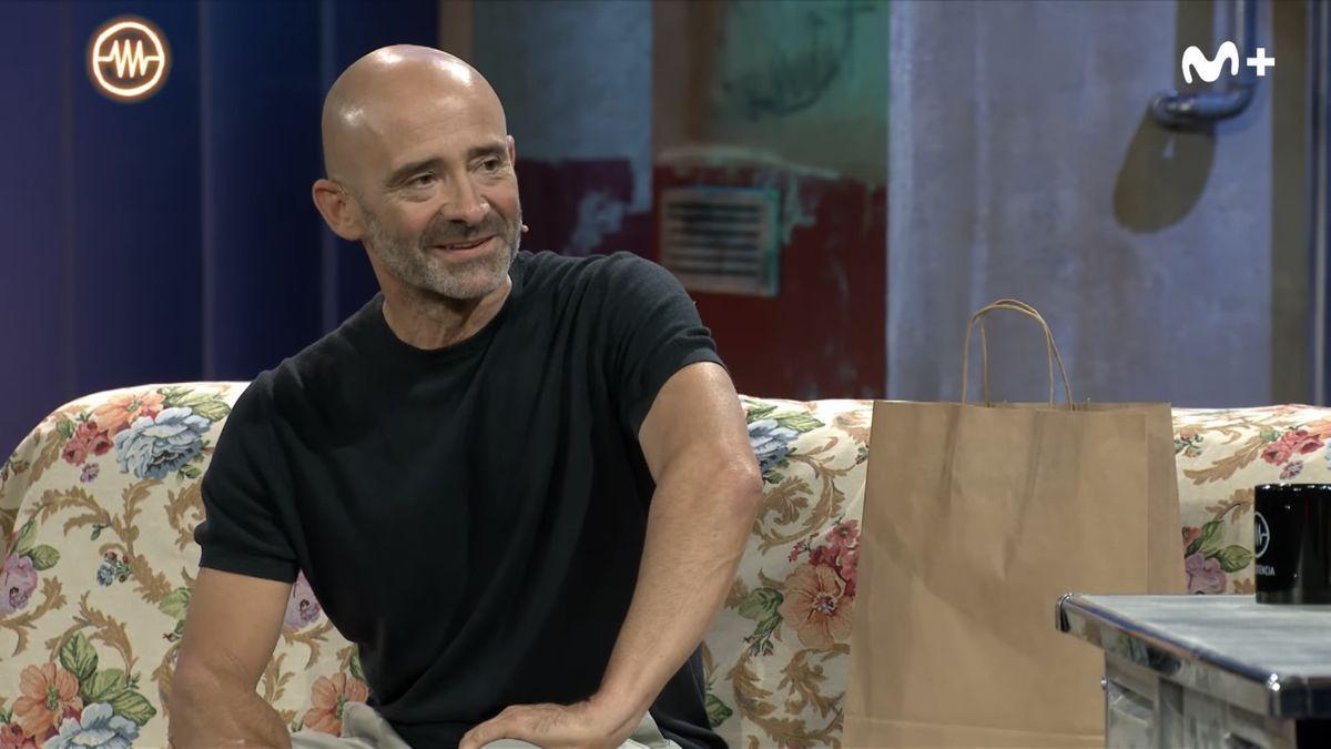 Antonio Lobato en 'La resistencia'.