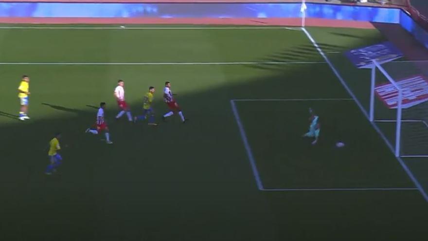 Vídeos de los goles, VAR y resumen del partido UD Almería 3 - UD Las Palmas 1