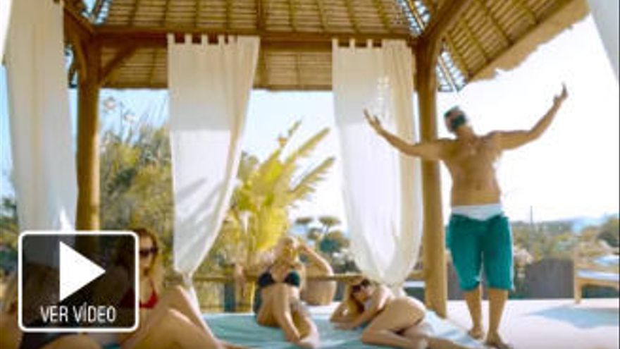 """Deutsche Rapper drehen Video für die Single """"Santorini"""" auf Ibiza"""