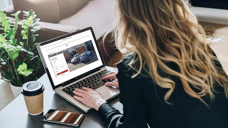 Porsche estrena una plataforma online para vender sus vehículos usados