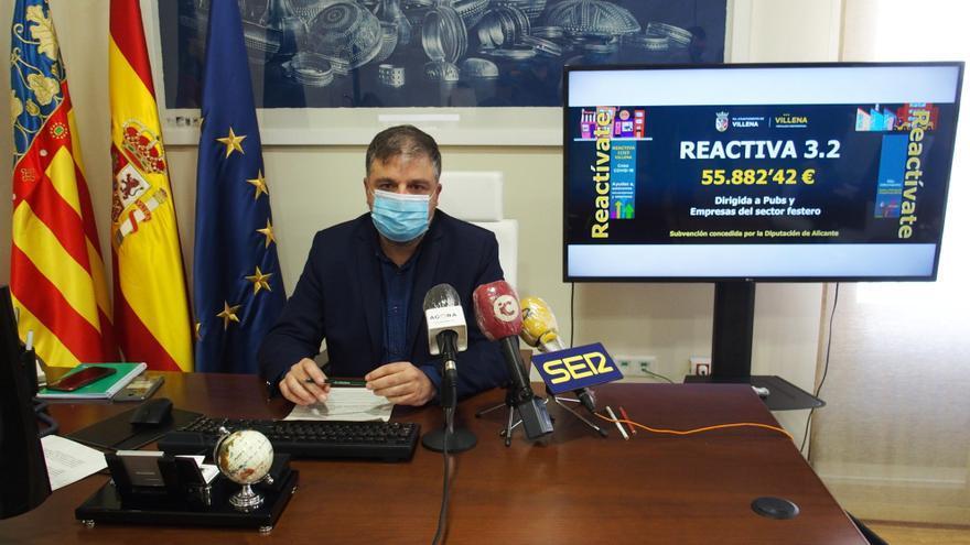 Villena cancela competiciones deportivas y reduce aforos