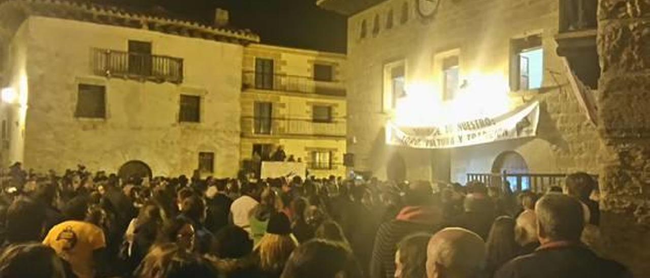 Los municipios taurinos reclaman más protección tras los incidentes en Olocau
