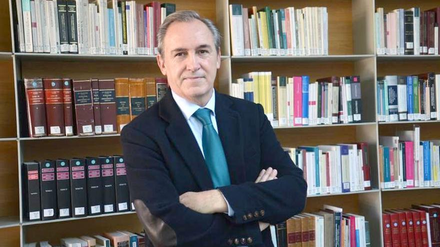Martín Aleñar: «La Justicia ha de dejar de ser la hermana pobre del sistema»