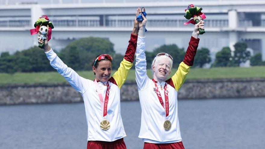 Susana Rodríguez gana el oro con el que siempre soñó