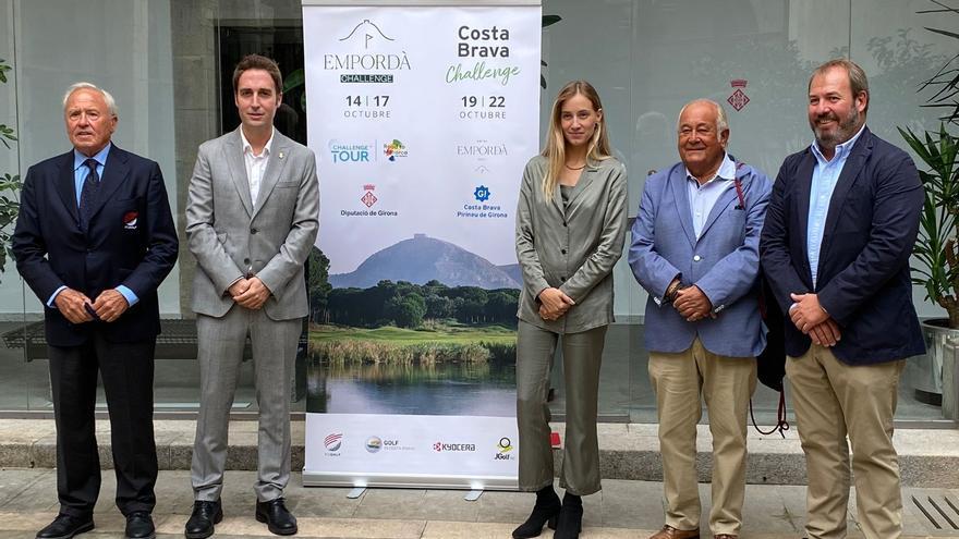 El golf monopolitzarà la Costa Brava el mes d'octubre