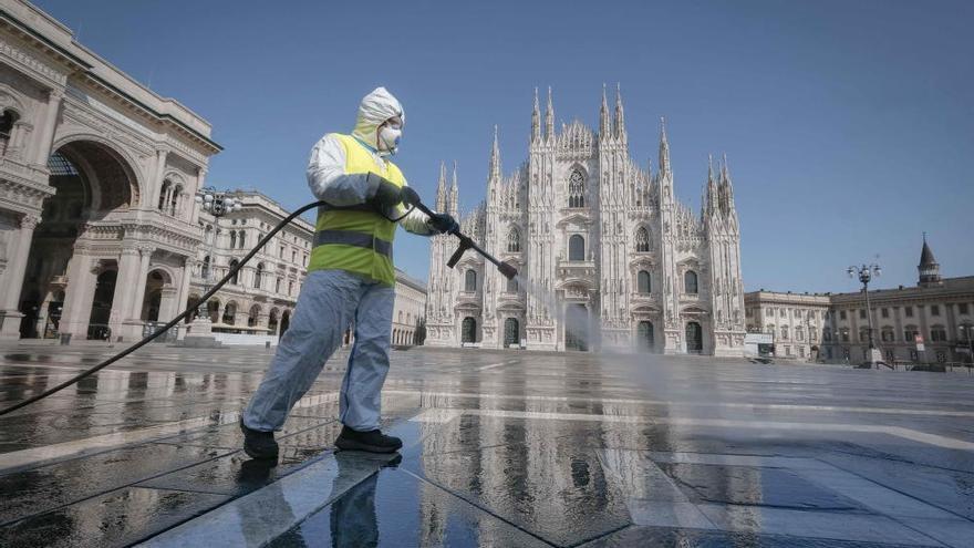 Un niño de Milán tenía el coronavirus ya en noviembre de 2019