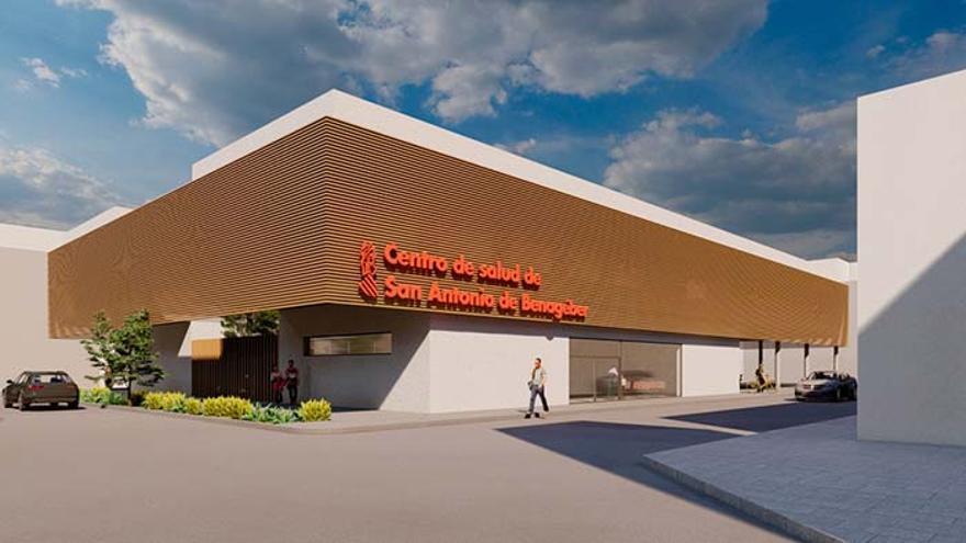 Sanidad aprueba la construcción del nuevo centro de salud de San Antonio de Benagéber