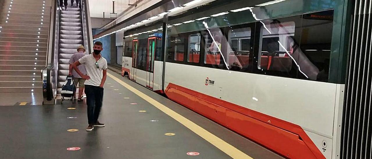 Imagen de una de las nuevas unidades.