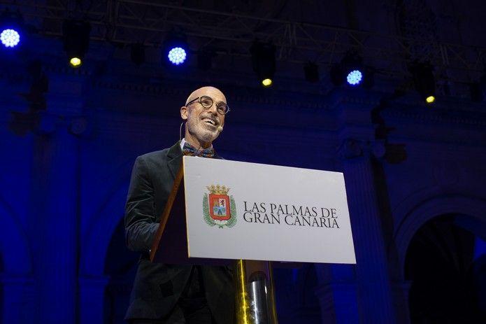 Pregón de las Fiestas Fundacionales y San Juan de Kiko Barroso