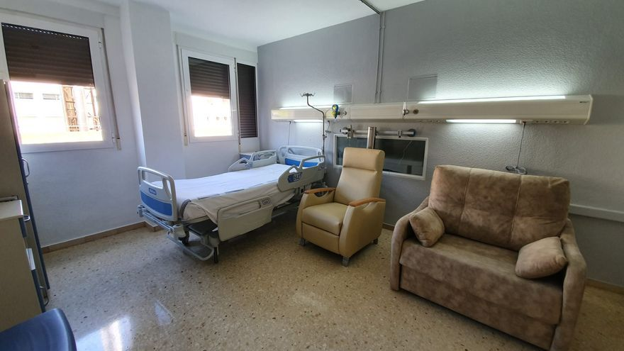 El Hospital de Elda atendió 1.135 partos en el año 2020