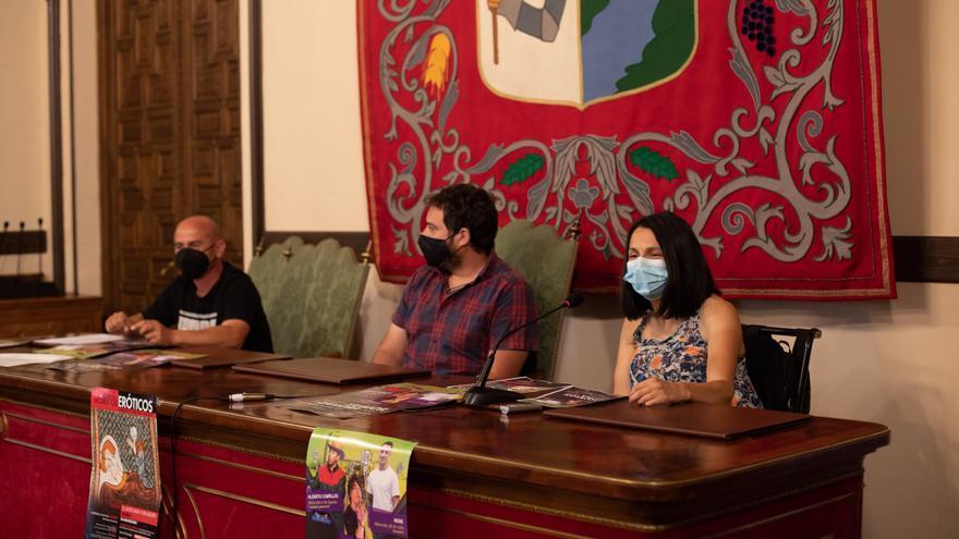 Las Noches de Humor y el Festival de Cuentos Eróticos de Zamora celebran su décimo aniversario