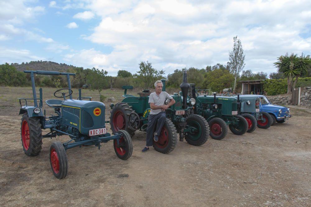 Traktoren.