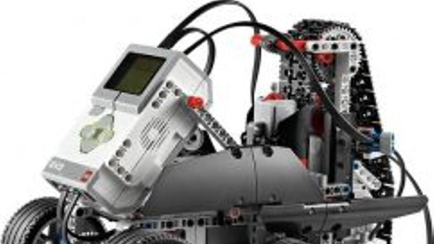 Taller de fin de semana robótica infantil lego