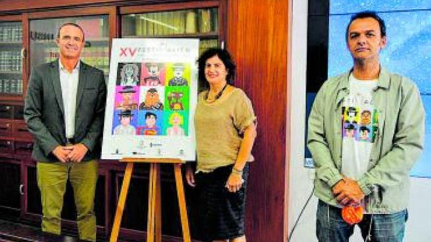 El Festivalito La Palma homenajea a Sergi López, Rodrigo Bellot y El Viaje Films
