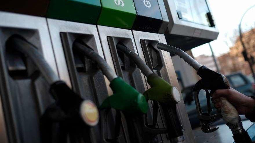 Descontrol del gasto en gasolina en Zamora: tiquets y tiquets acumulados