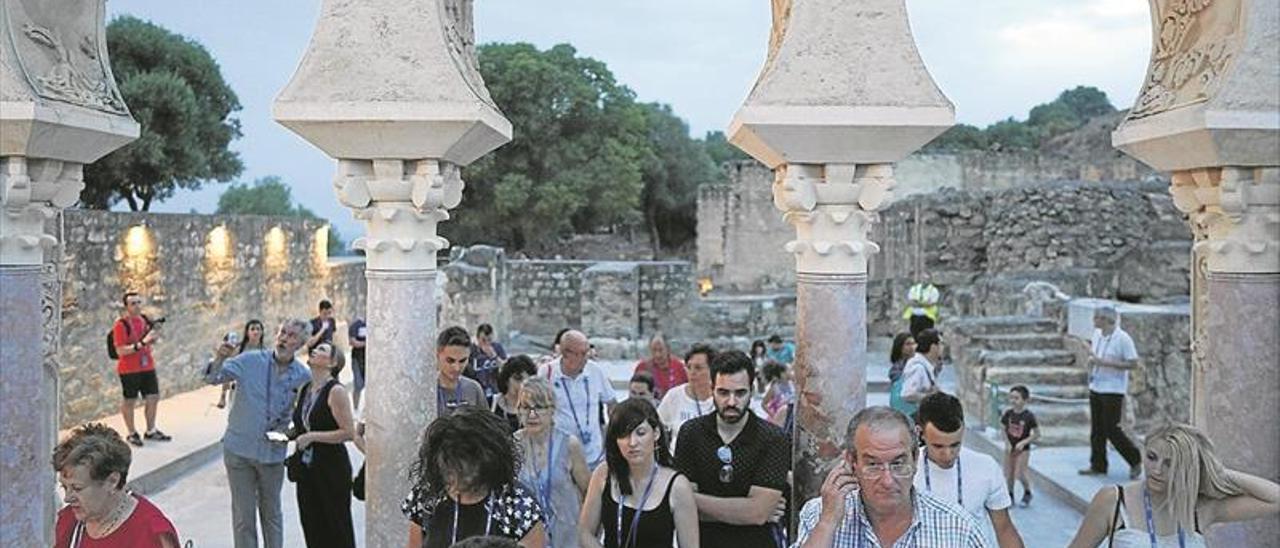 El título de la Unesco aumenta en un 54% las visitas a Medina Azahara