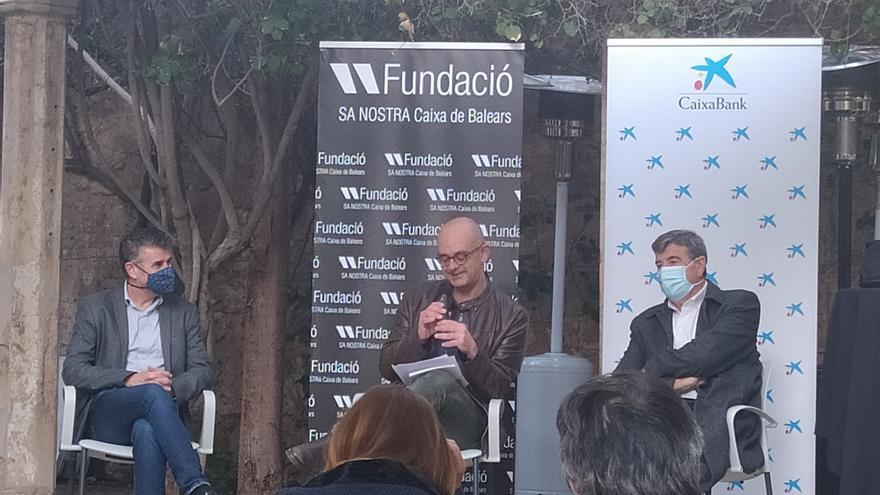 El rodaje en Mallorca de la película 'El mago', una historia en viñetas