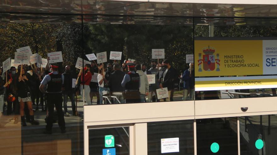 USO convoca formalment dues jornades de vaga al SEPE pel 29 i el 30 de març