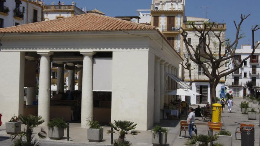 El Govern autoriza 1,5 millones para el Mercat Vell y sa Peixateria de Ibiza