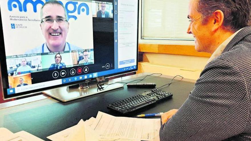 Galicia suma fuerzas para blindar la ciberseguridad