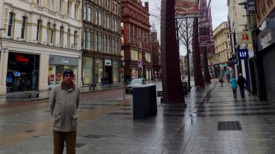 De Dublín a Belfast