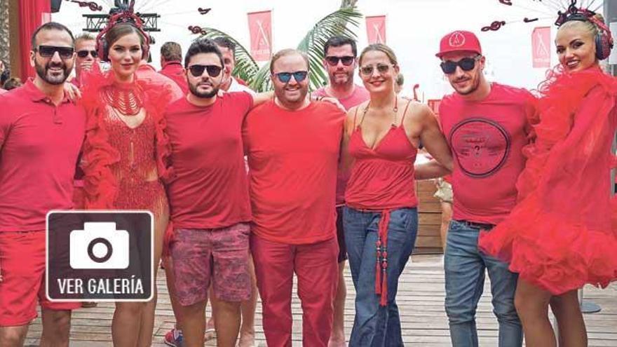 El rojo no es solo un color