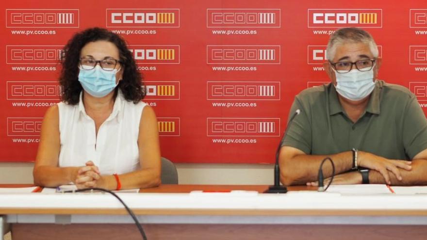 Carencia de espacios en los centros educativos para dar clase durante la pandemia