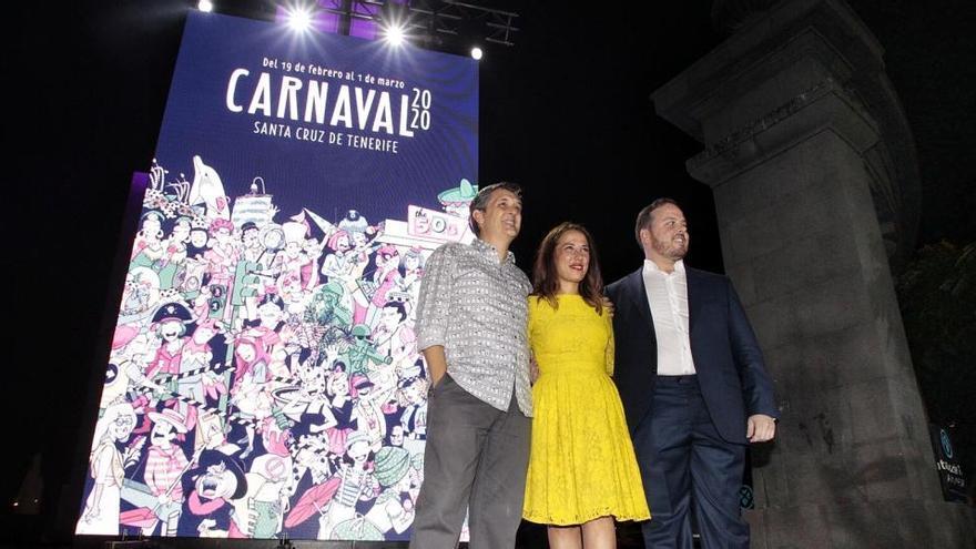 Abre el plazo de presentación de propuestas para elegir el cartel del Carnaval 2021