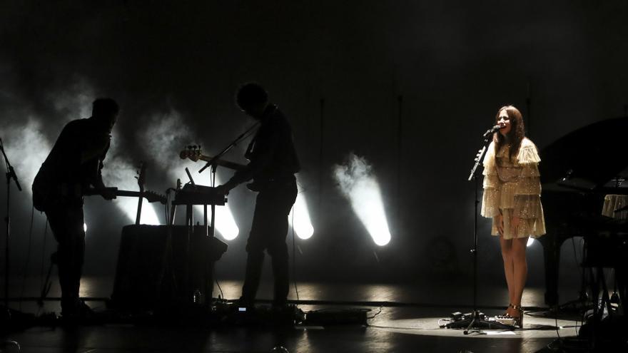 Zahara actuará en Oviedo en noviembre