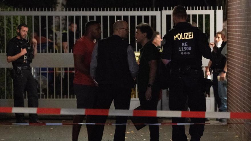 Suspendidos en Alemania 29 policías por participar en chats ultraderechistas