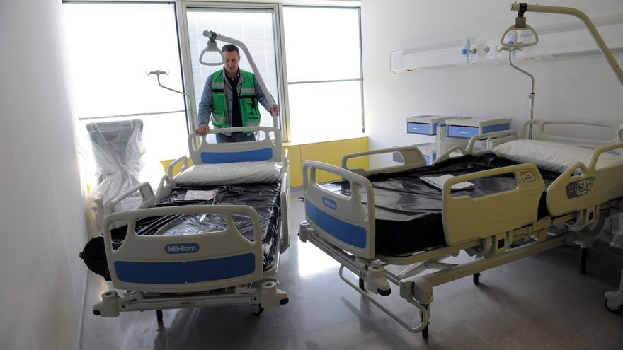 El dinero que deja el pago por la tele en los hospitales: tres millones en cinco años