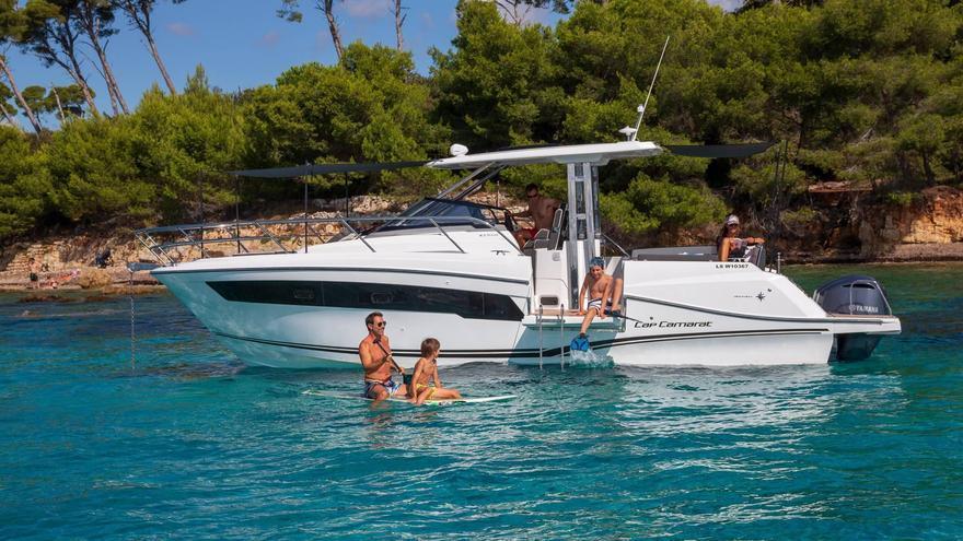 Náutica Ereso prepara ya la próxima temporada de Ibiza con un completo stock de barcos y accesorios