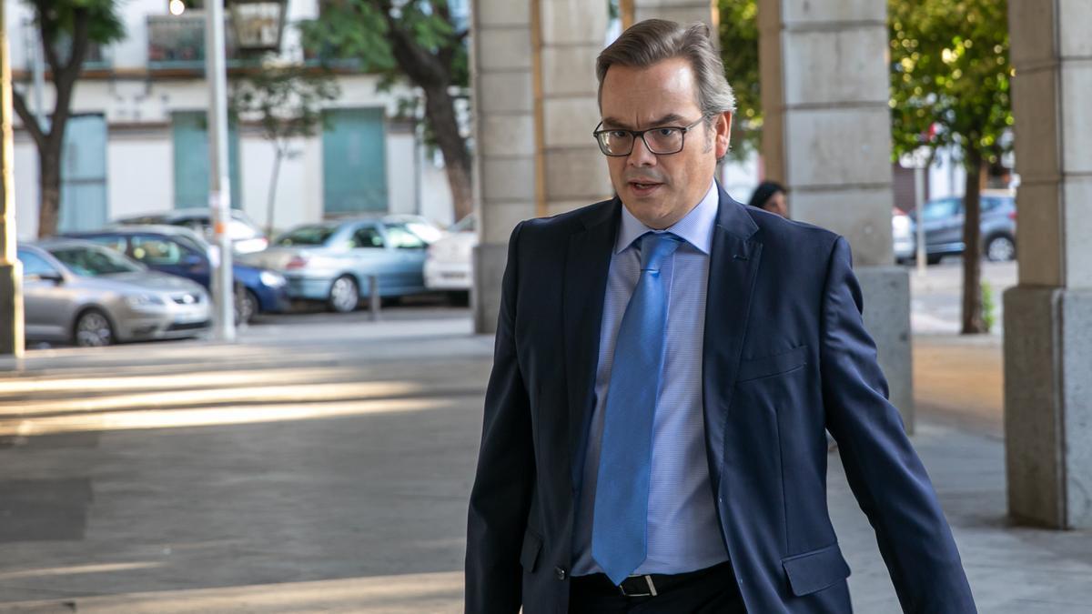 Ignacio Vilaplana, juez de refuerzo.