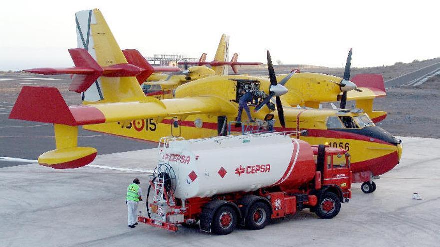 Cepsa vuelve a apoyar la campaña contraincendios de La Gomera