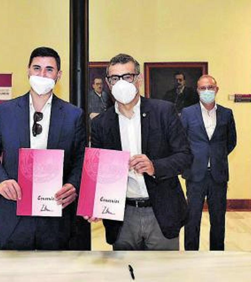 La UMU tendrá una cátedra de perfumería y cosmética