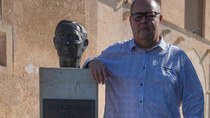 "Antoni Mas i Forners: ""Mallorca nunca estuvo sometida a Cataluña, era un reino separado"""