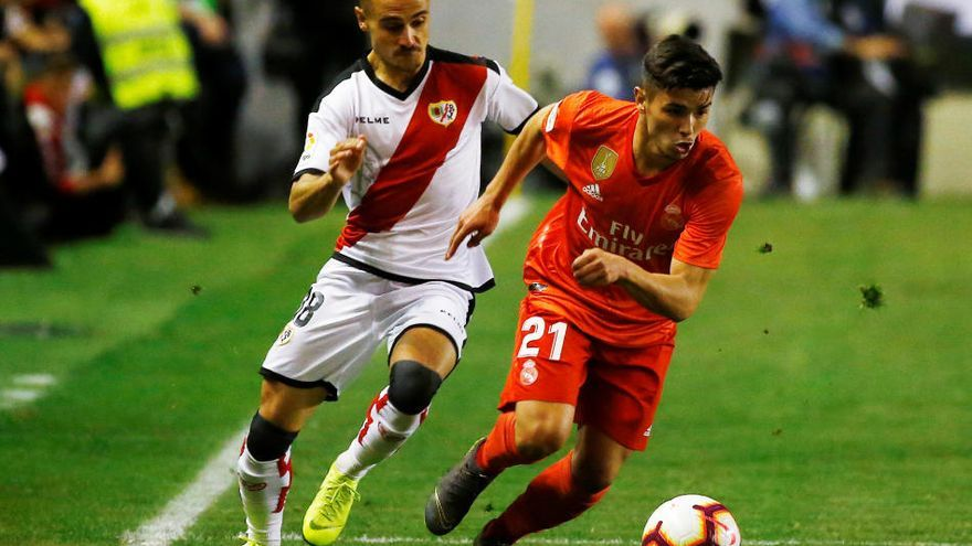 El Real Madrid cae ante el Rayo y sigue a la deriva