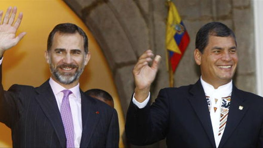 Correa toma hoy posesión frente a una oposición dividida