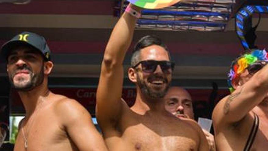 Punto y seguido al Orgullo Gay en Maspalomas