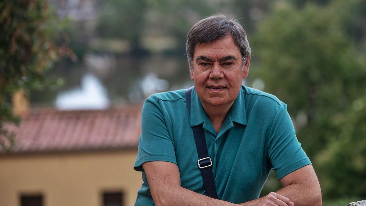 Alberto Jambrina, profesor de música especializado en Folclore y Etnomusicología.