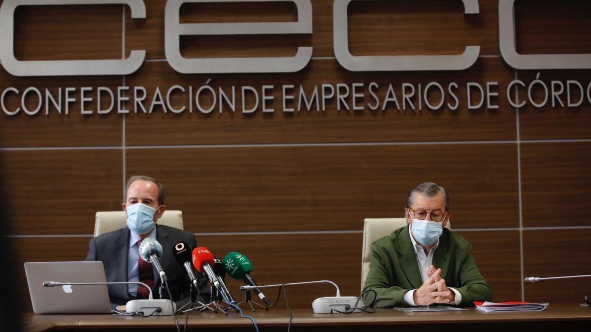 Córdoba ha perdido en torno a 2,5 millones de euros vinculados al turismo empresarial