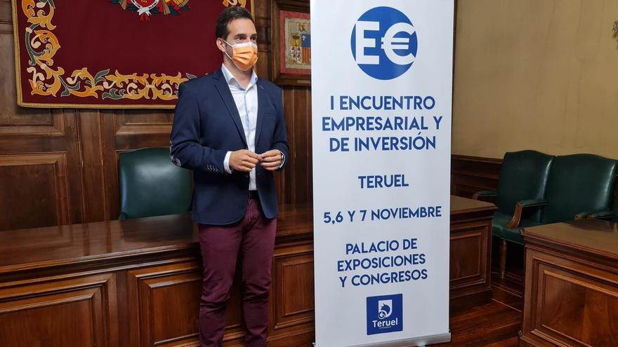 Teruel tratará de atraer empleo y generar sinergías entre empresas